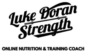 Luke Doran Strength Online Nutrition Coaches