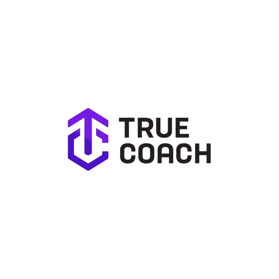 True Coach logo Online Personal Training Software
