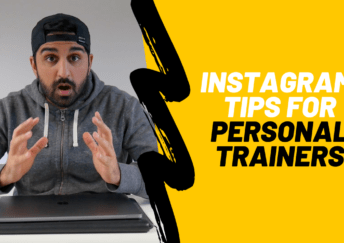 INSTAGRAM TIPS FOR PERSONAL TRAINERS